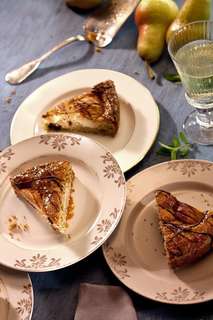 Kuchen-Birne-Schoko-5