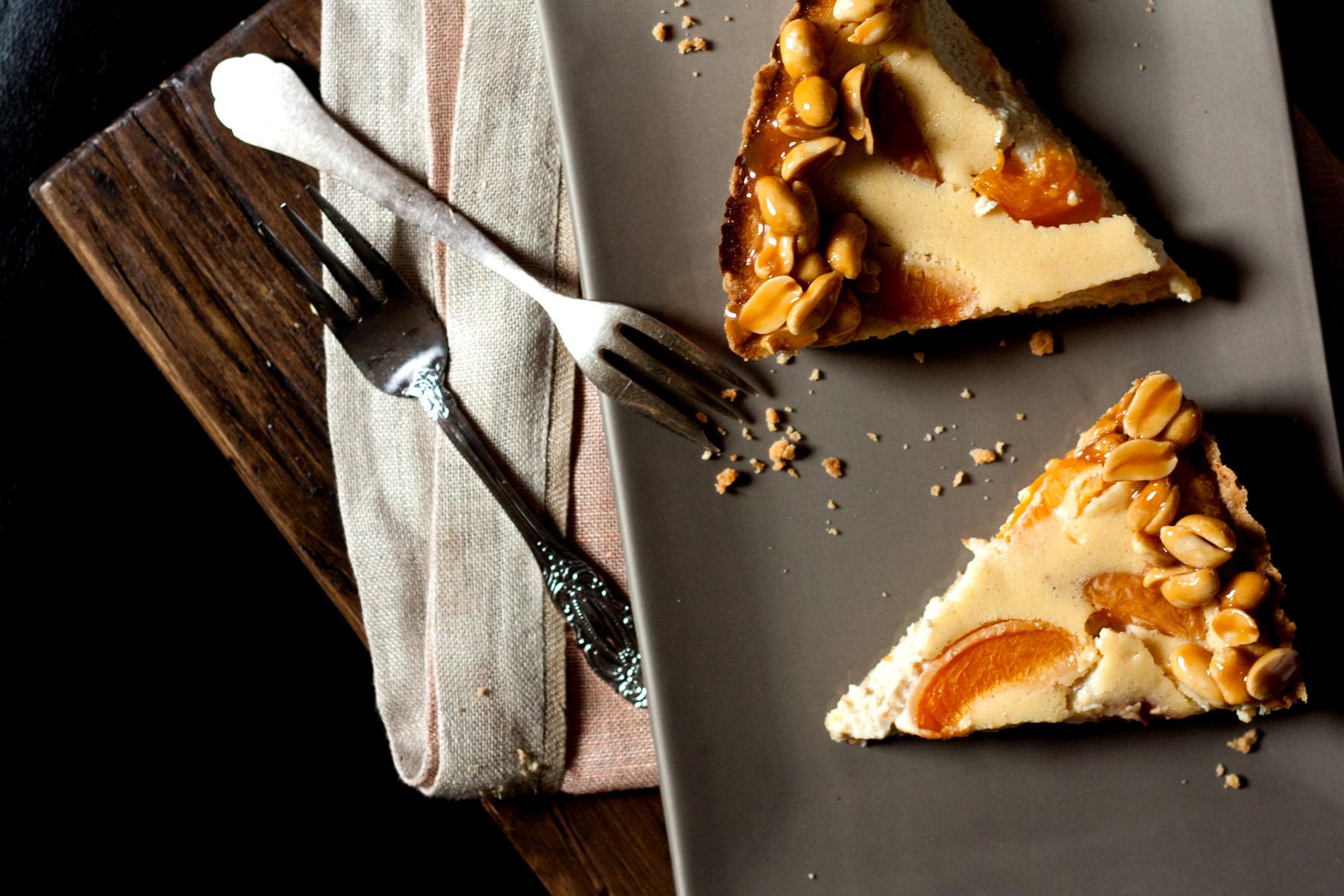 Aprikosen-Erdnuss-Tarte-1