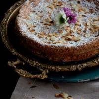 mallorquinischer mandelkuchen ganz