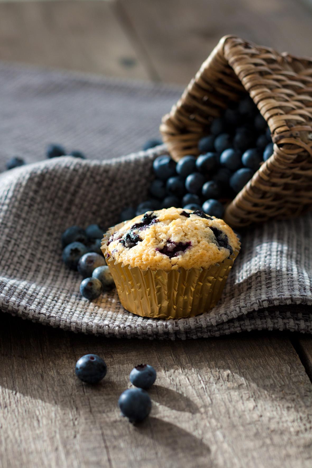 versüß� dir den montag mit blaubeermuffins foodlovin