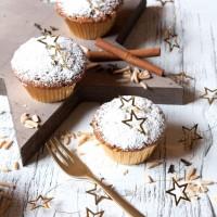 stollen muffins gabel