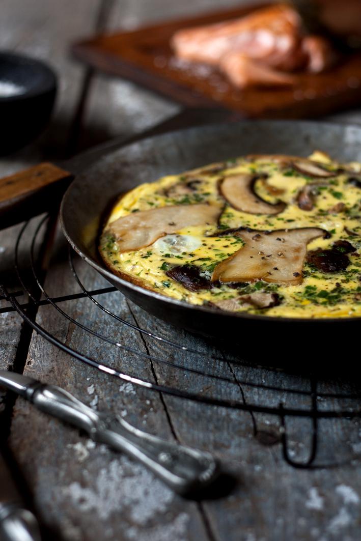 pilz omelette close