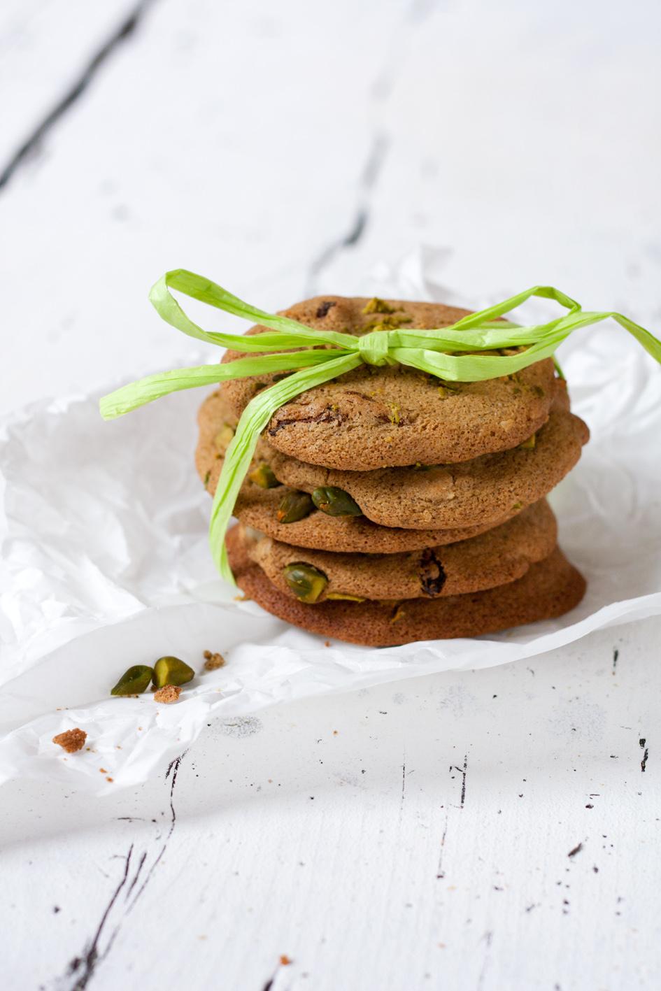 goji cookies pistazien