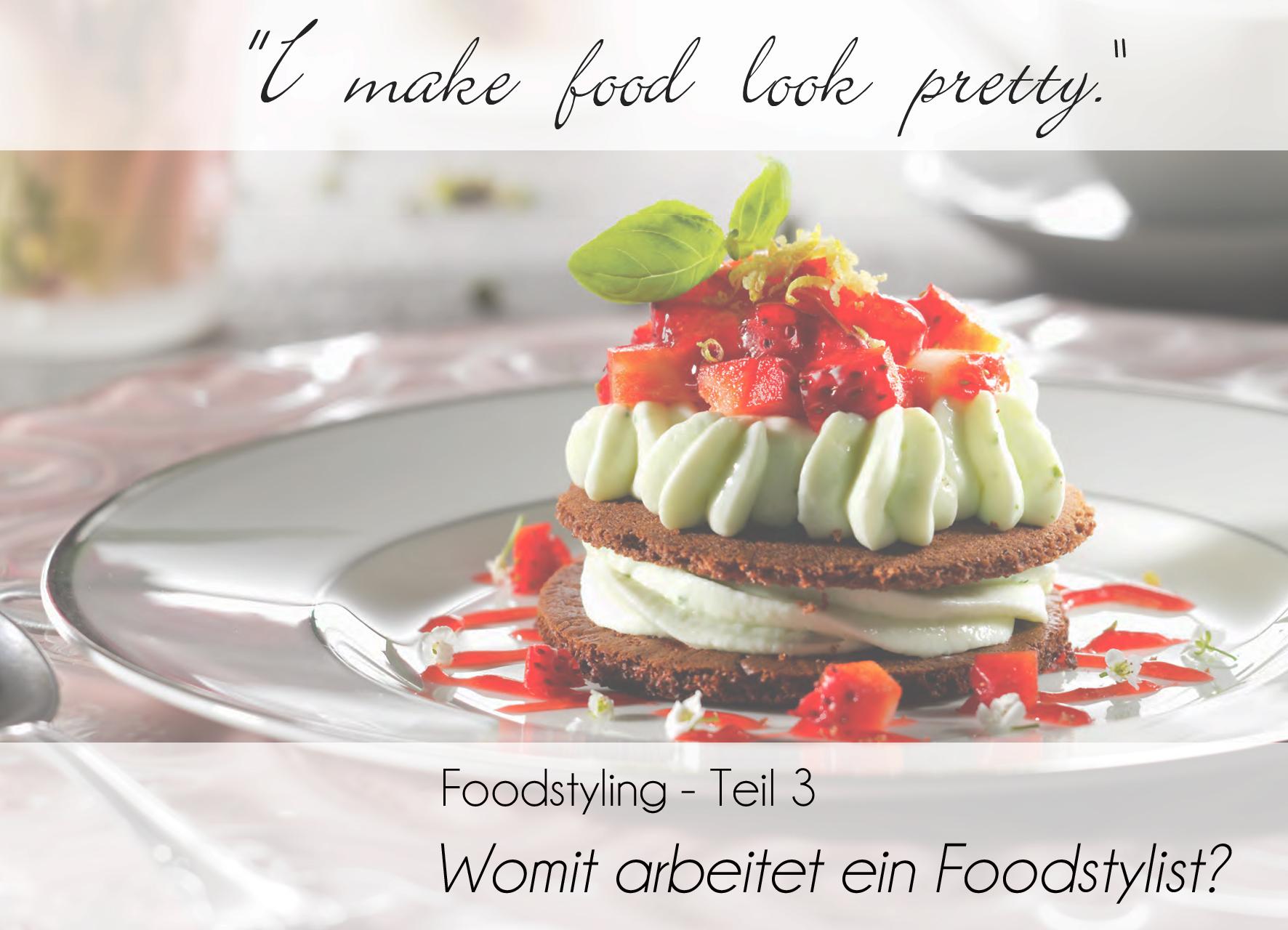 foodstyling beruf