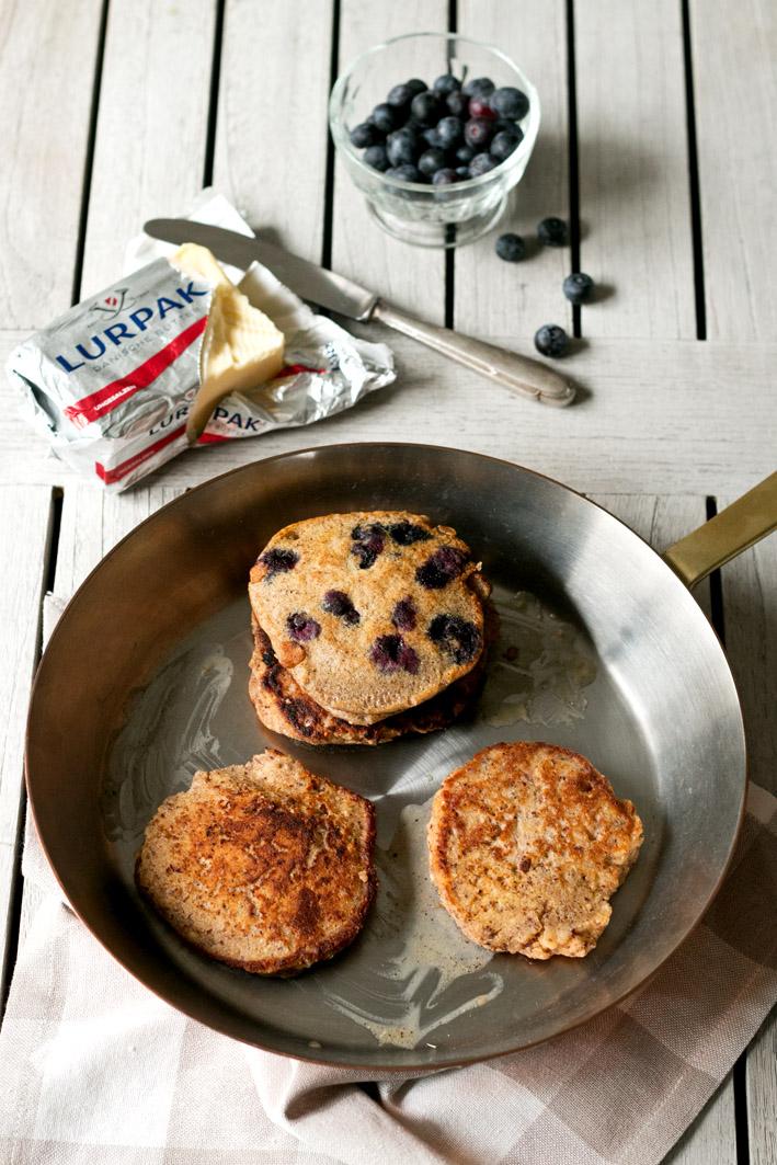 arla lurpak butter pancakes