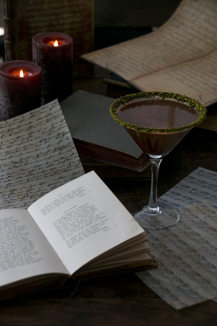 schokoladen cocktail