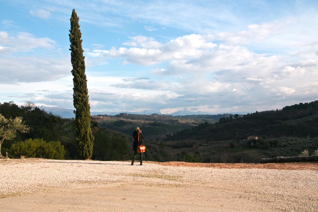 ausblick montefalco