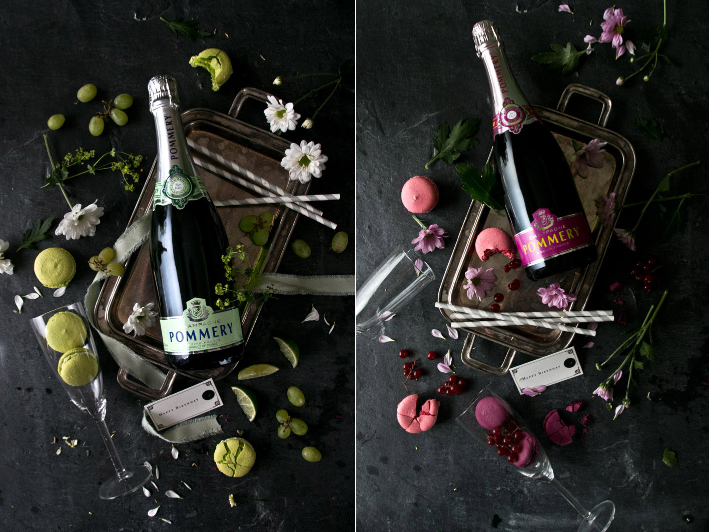 pommery secial editions