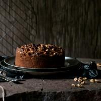 glutenfreier rhabarber haselnuss kuchen