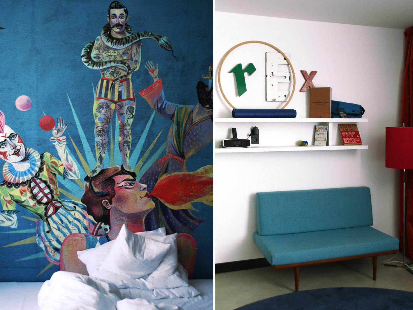 25hours hotel Wien suite