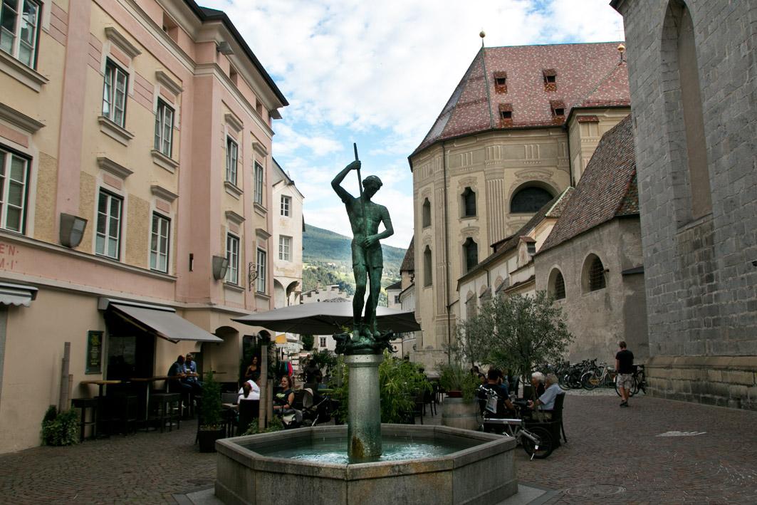 brixen piazza