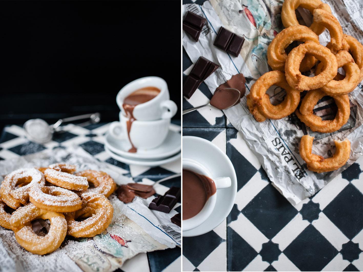 churros chocolate