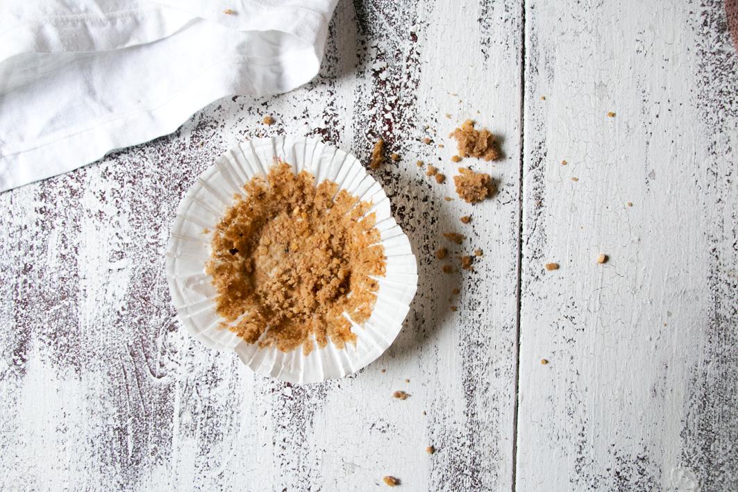 muffin aufgegessen