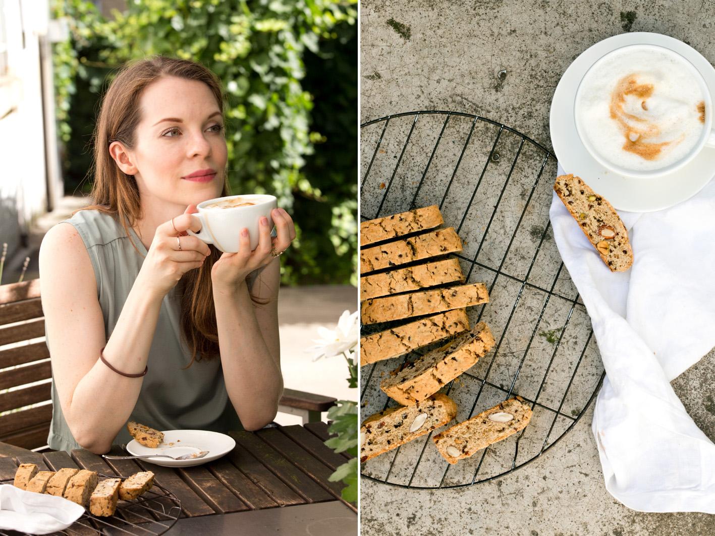 Kaffee und Kekse foodlovin