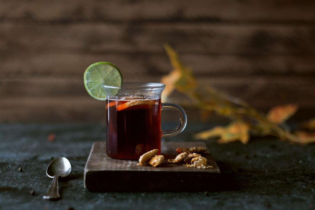 gruener-tee-punsch