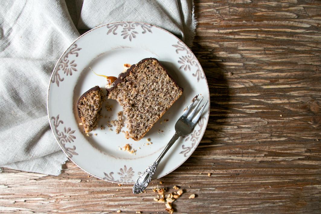 haselnusskuchen zuckerfrei