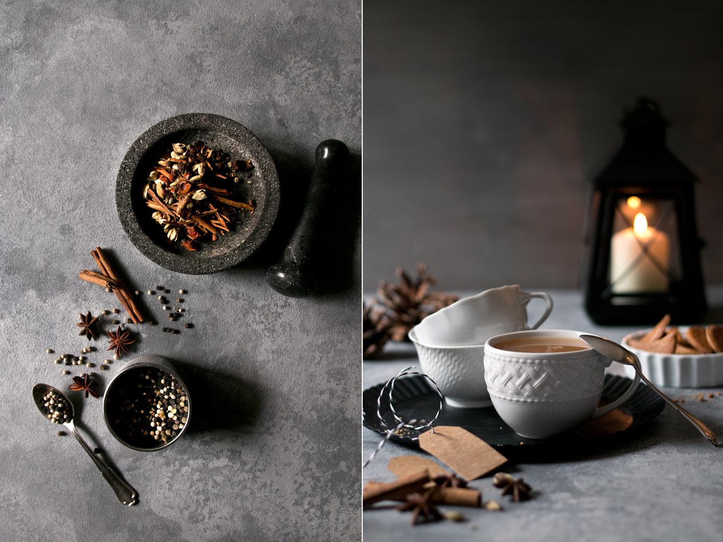 chai latte DIY