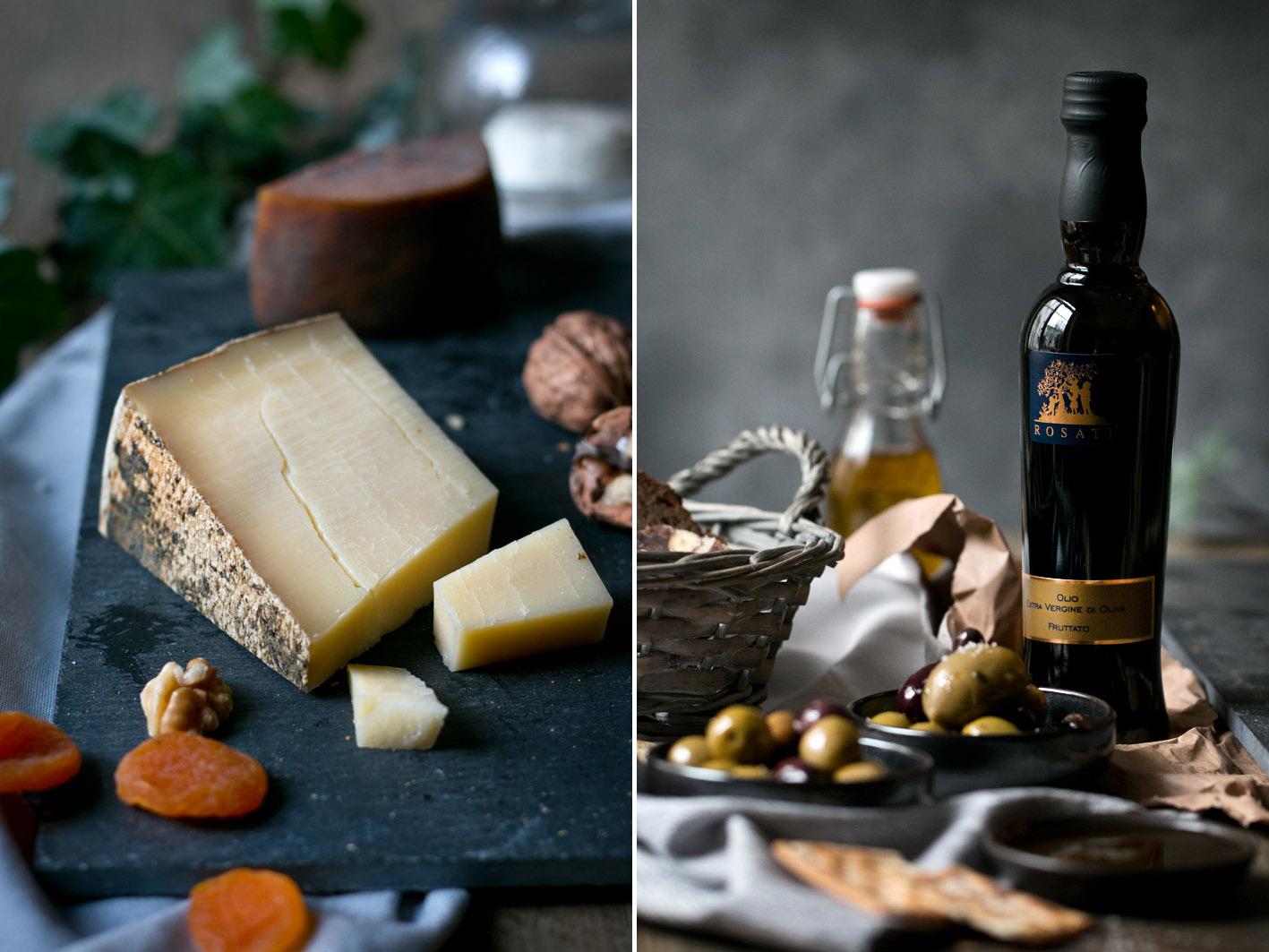 kaese-mit-olivenoel