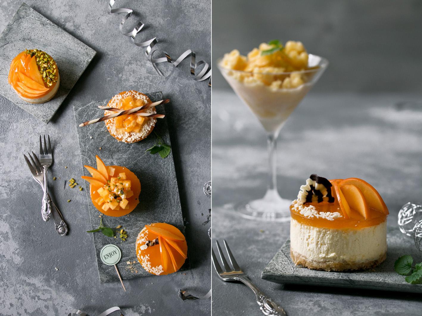 kleine-mango-mousse-kuchen