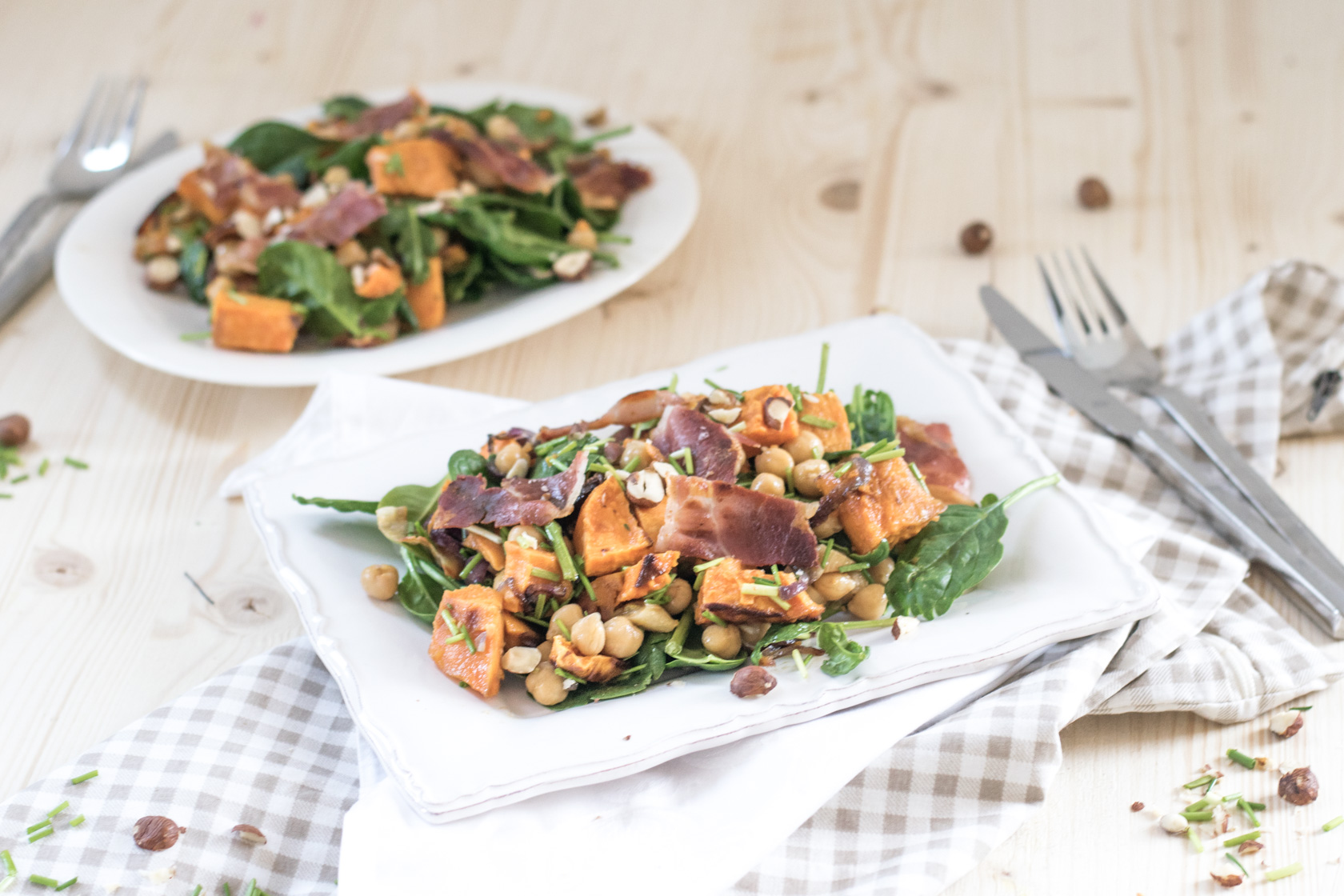süßkartoffelsalat paleo