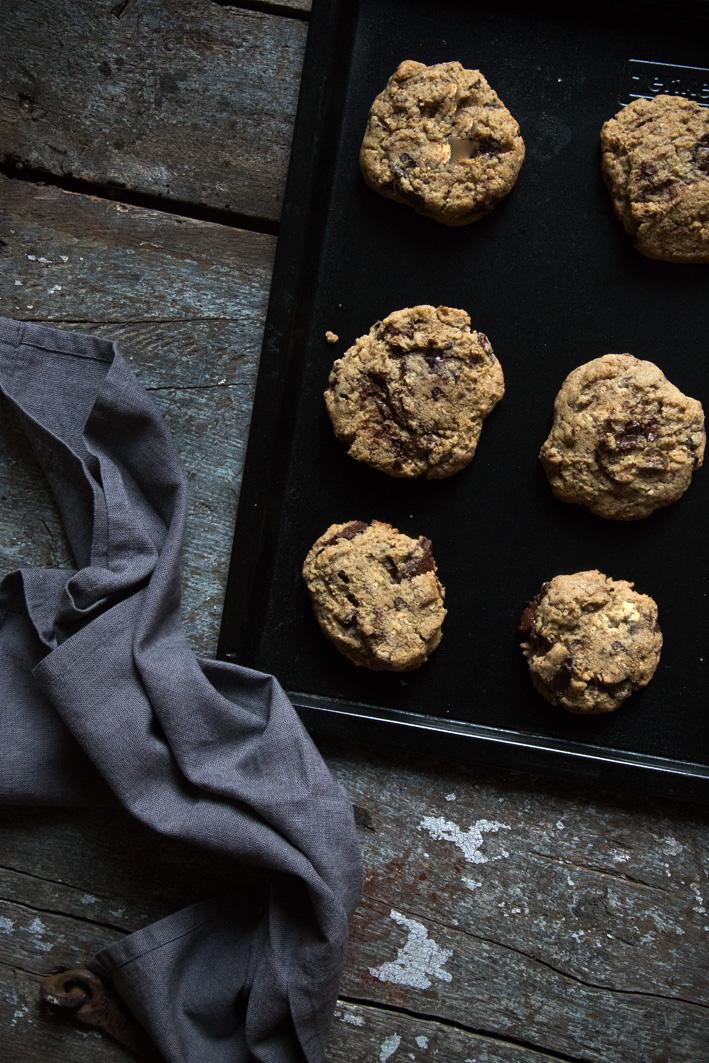 chocolate chip cookies lieblingsrezept