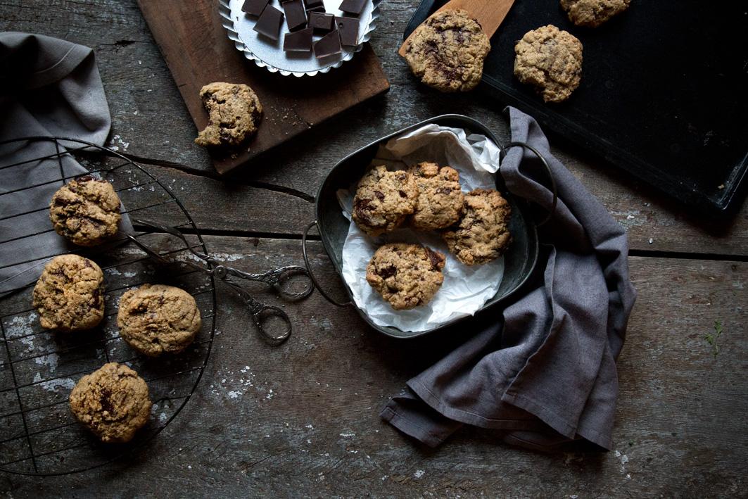 rezept für chocolate chip cookies von foodlovin'