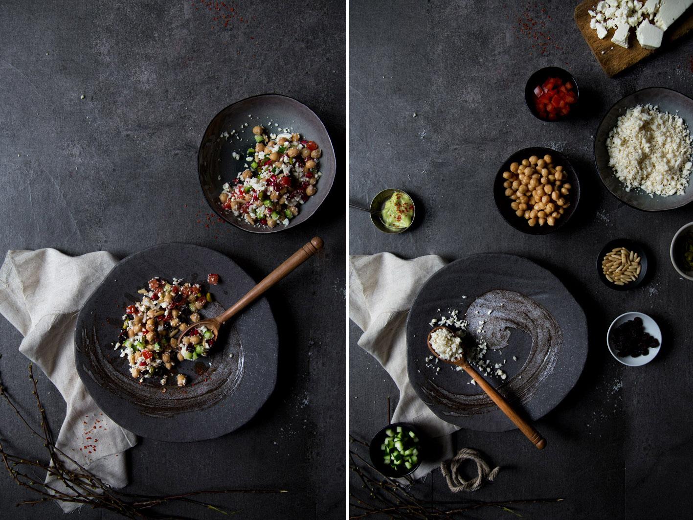 couscous repeat mit blumenkohl