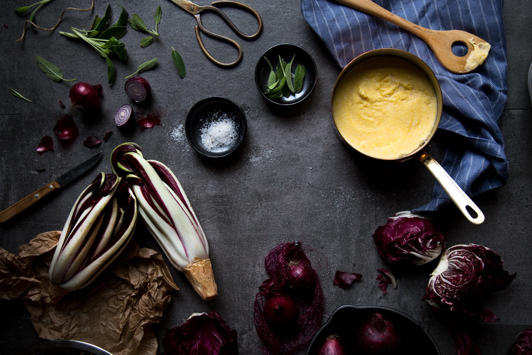 cremige polenta kochen