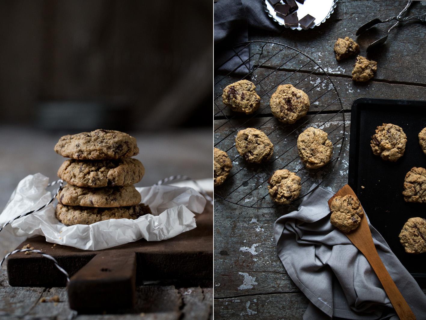 die besten chocolate chip cookies
