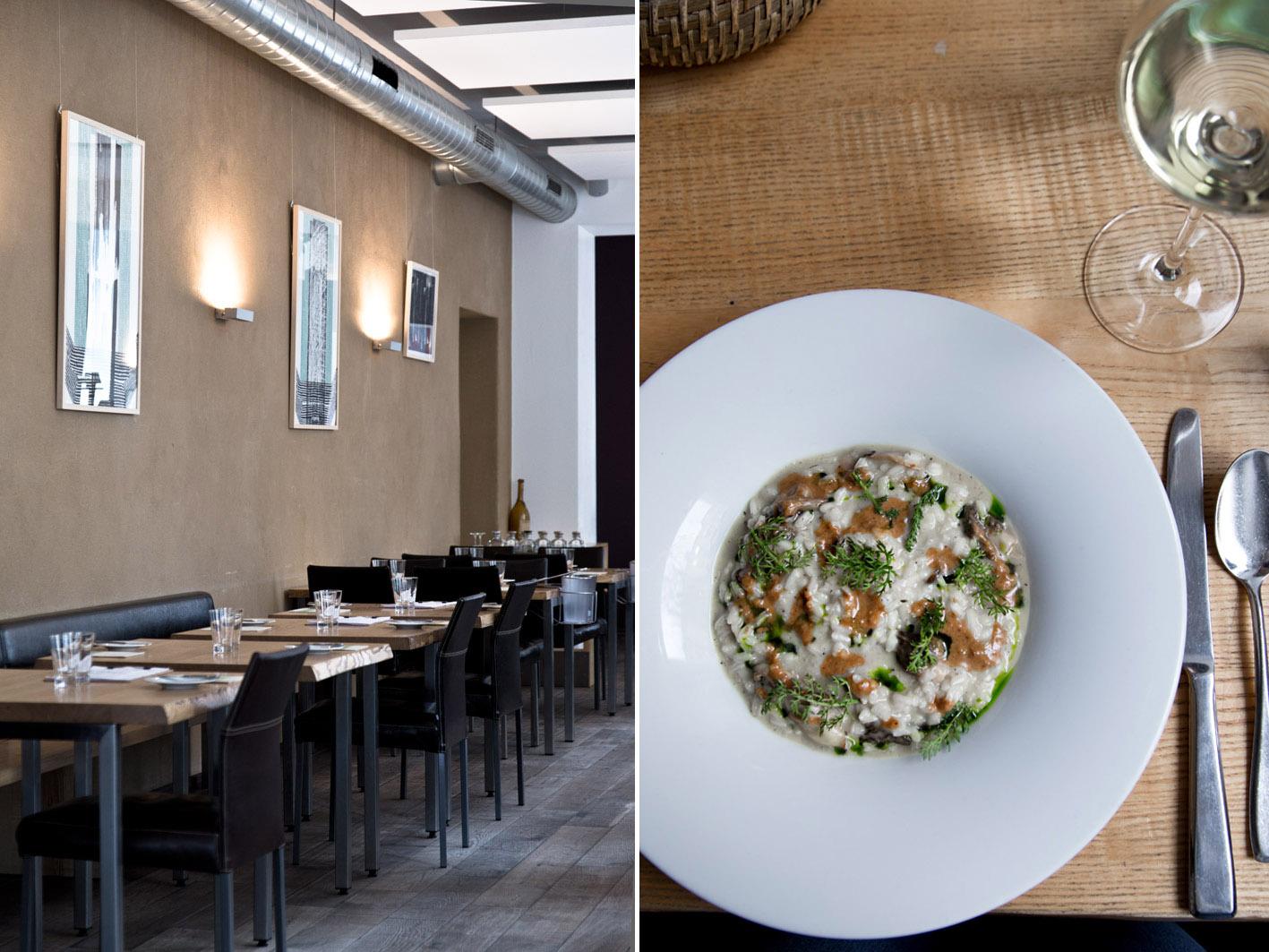 pilz risotto restaurant