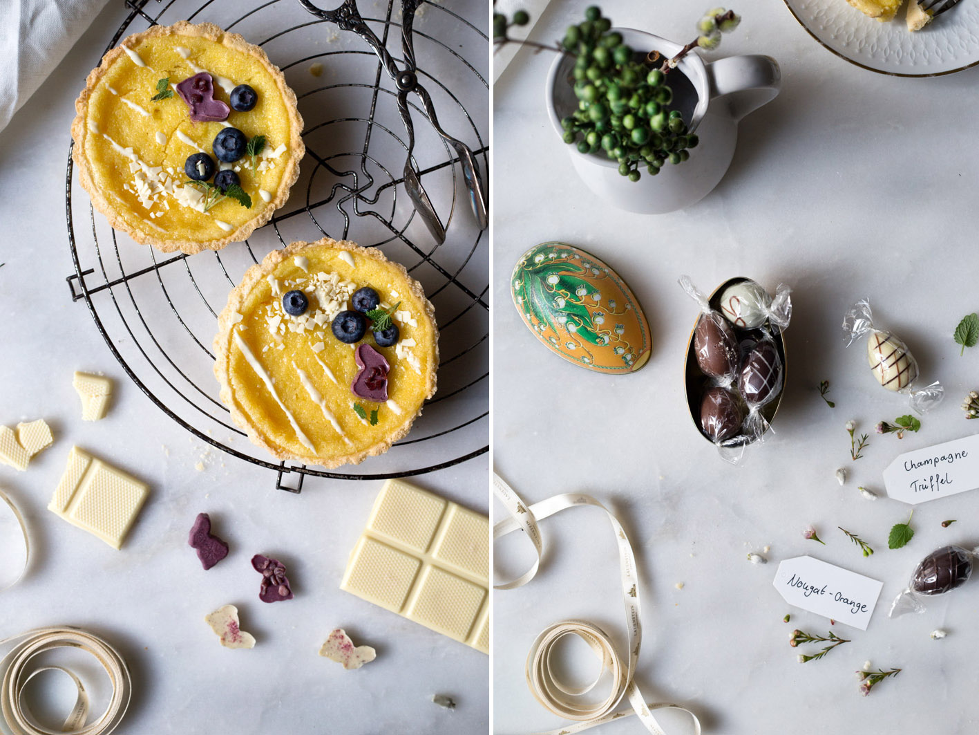 schokoladen ostereier von lauenstein