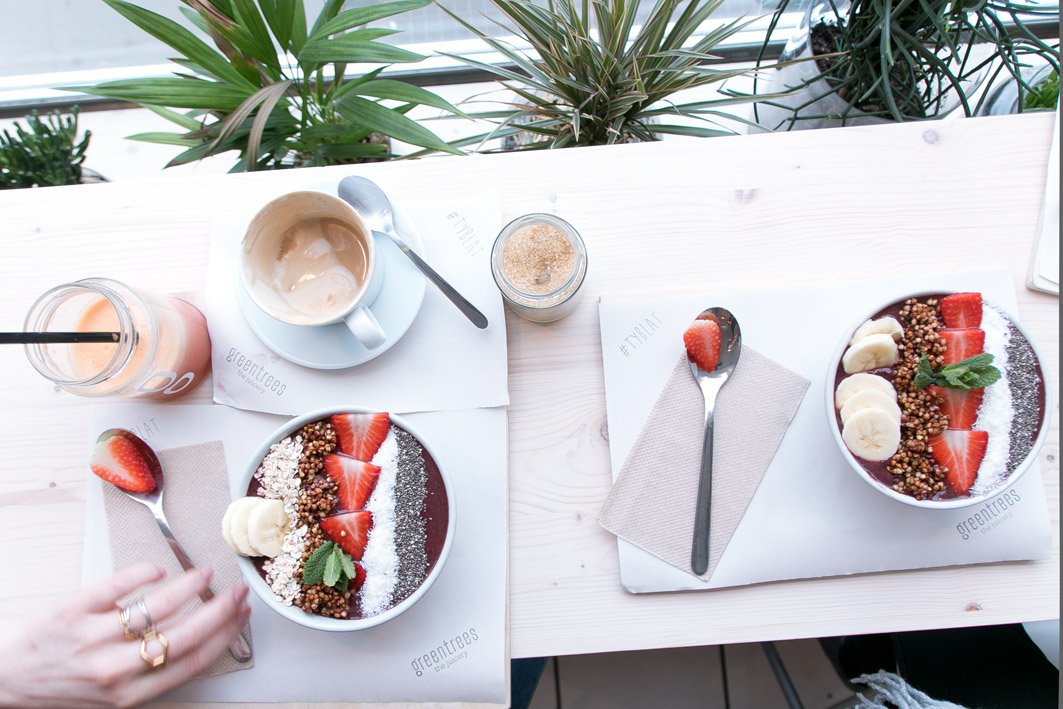 acai bowl duesseldorf greentrees