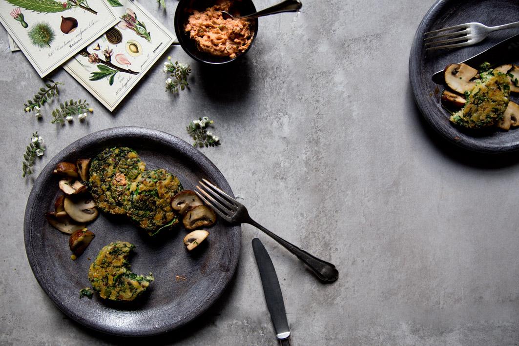 amaranth spinat kuechlein