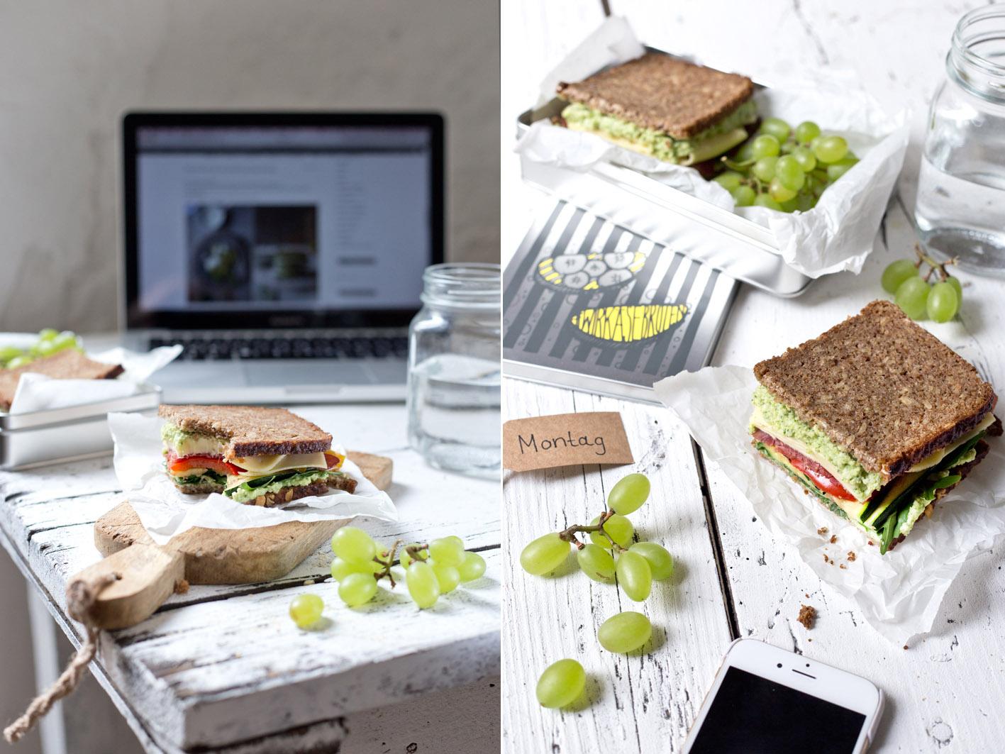 tipps für eine gesunde mittagspause