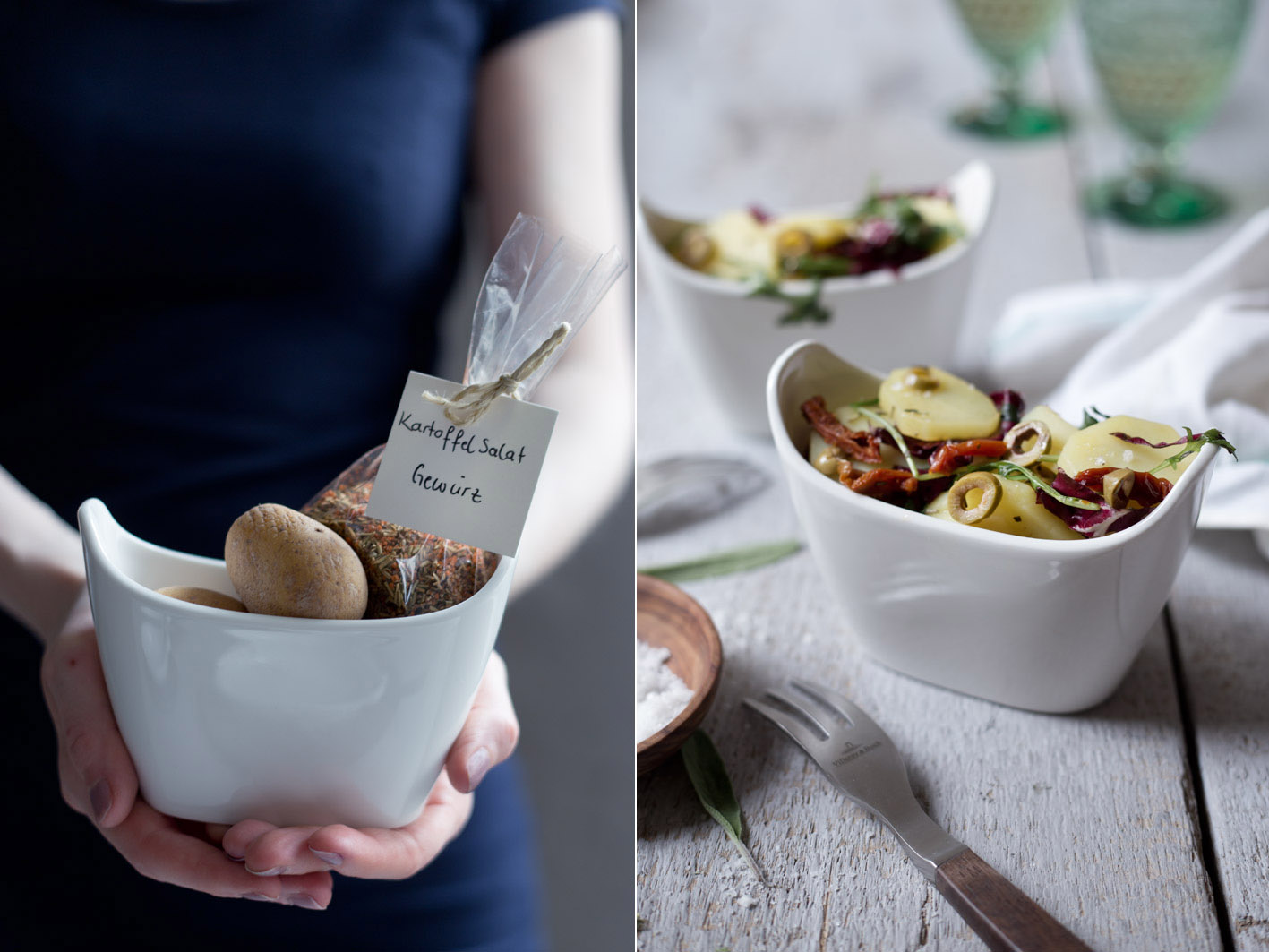 kartoffelsalat rezept foodlovin