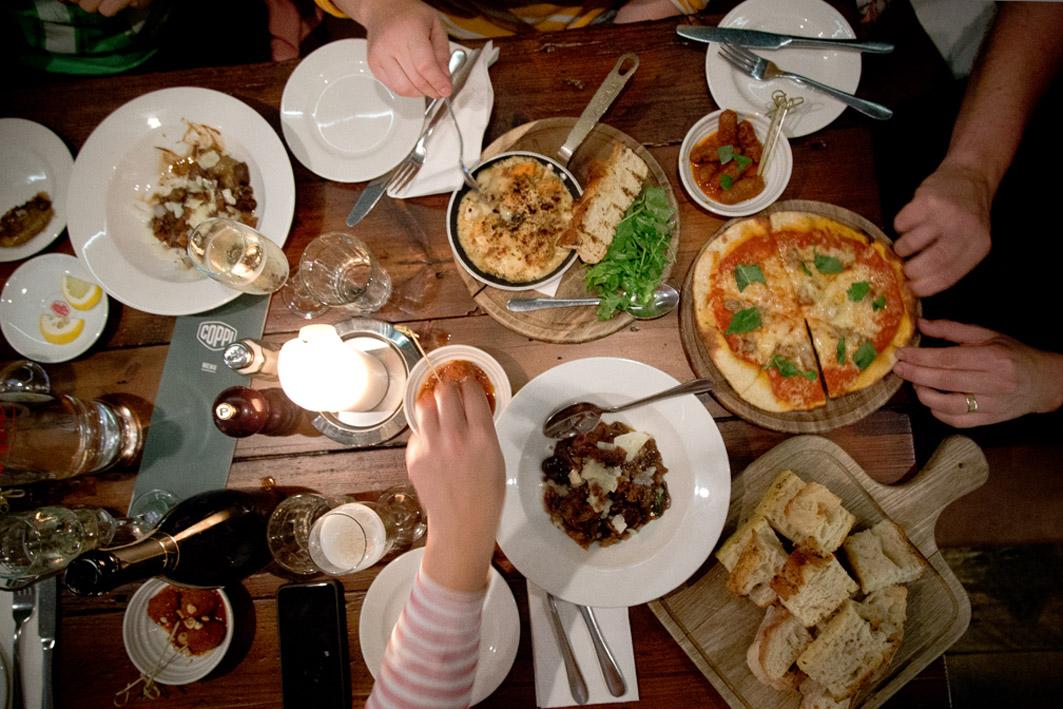 belfast restaurant coppi