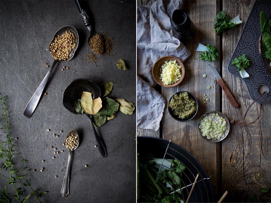 gewuerze gruenes thai curry