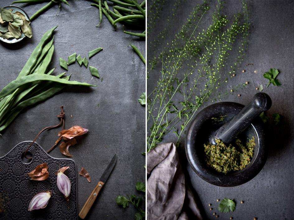 gruene currypaste selber machen