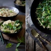 rezept für grünes gemeuese curry
