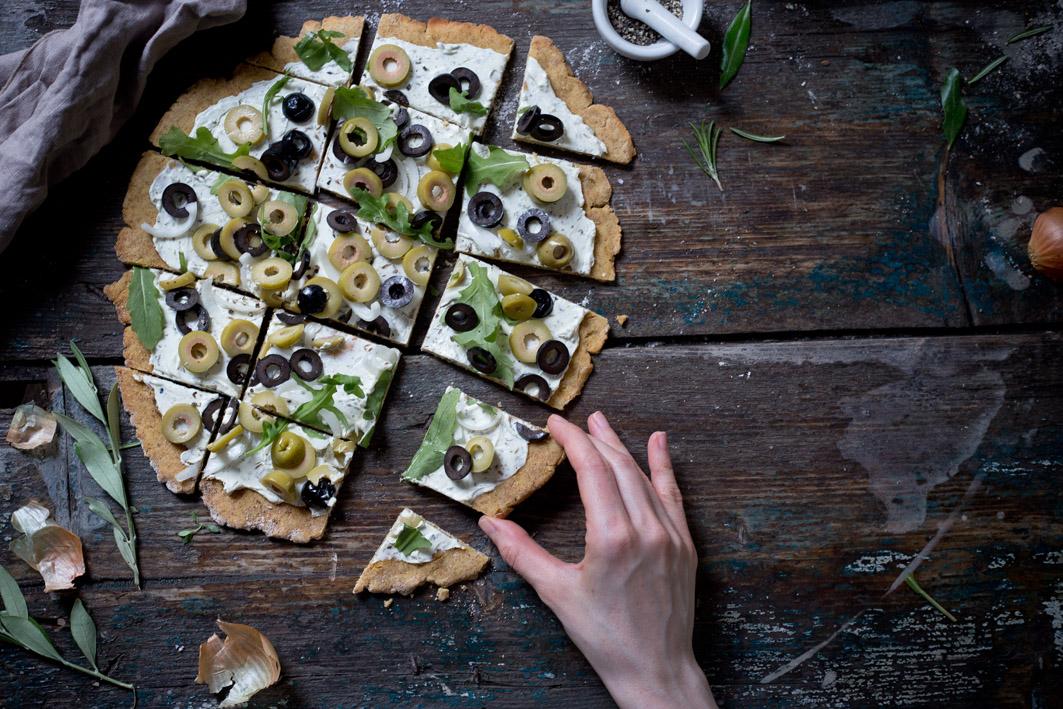 oliven flammkuchen foodlovin