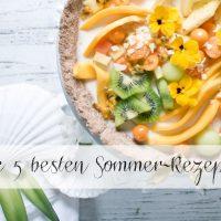 die besten sommerrezepte auf foodlovin