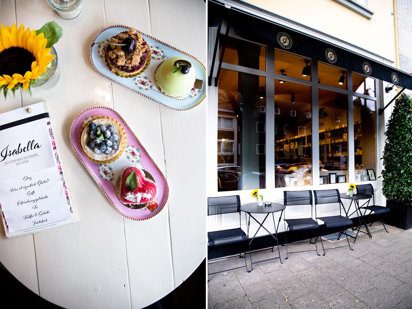 glutenfreie patisserie in düsseldorf