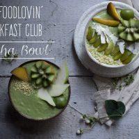 foodlovin matcha bowl