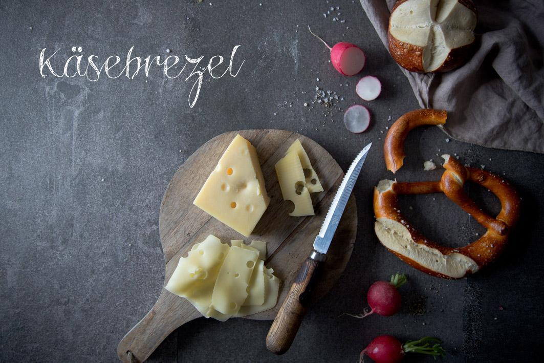 bayrische käsebrezel
