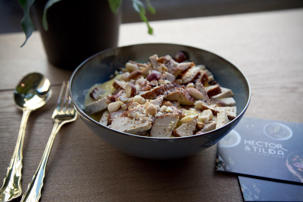 hector und tilda quinoa und tofu