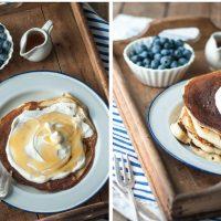 rezept für joghurt pancakes