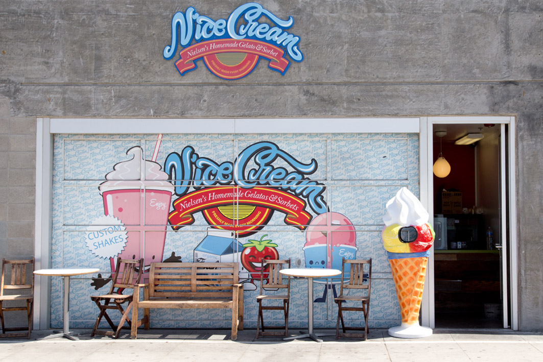 los angeles nice cream