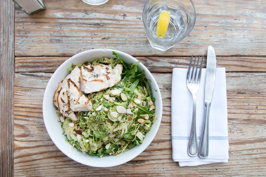 rosenkohl salat malibu