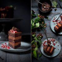 schokoladencreme torte