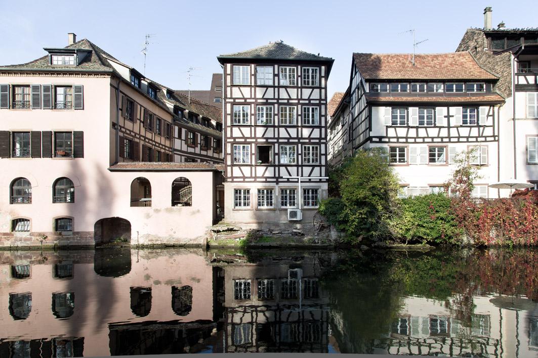 häuser in straßburg